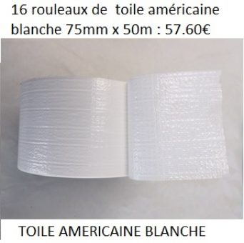 PROMO Toilel américaine blanche