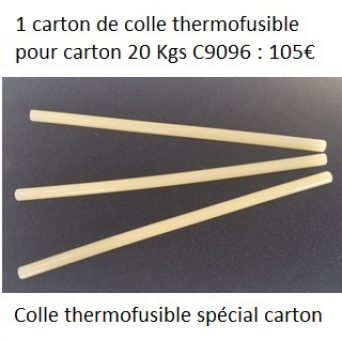 PROMO colle thermofusible